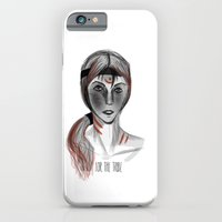 iPhone & iPod Case featuring For the Tribe by Violet Tobacco