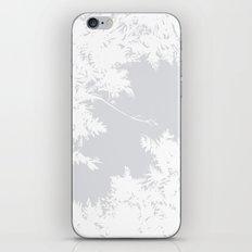 Night's Sky Grey iPhone & iPod Skin