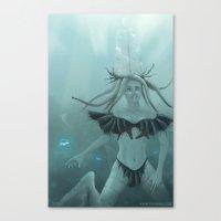 Seaaira Canvas Print