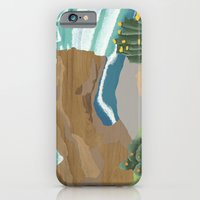 iPhone & iPod Case featuring Edge of Oz #4 by Eldon Ward