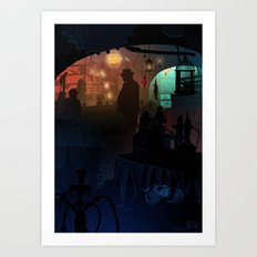 Mogwai Not For Sale Art Print