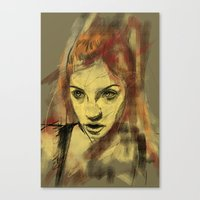 Ready Canvas Print