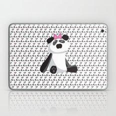 Panda Girl Laptop & iPad Skin