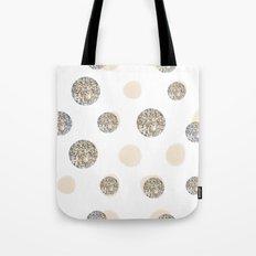POIS CHIC WHITE Tote Bag