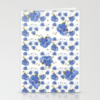 Cape Cod Hydrangeas And … Stationery Cards