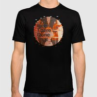 Been There Done That < T&hellip; Mens Fitted Tee Black SMALL