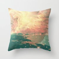 Egyptian Hip Hop Poster … Throw Pillow
