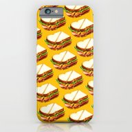 Ham Sandwich Pattern iPhone 6 Slim Case