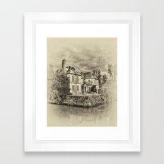 Ole England Framed Art Print