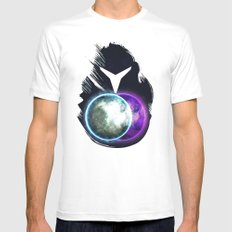 Metroid Prime 2: Echoes Mens Fitted Tee White SMALL