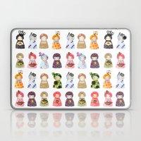 PaperDolls Laptop & iPad Skin