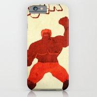 The Avengers Hulk iPhone 6 Slim Case