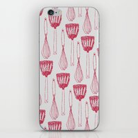 kitchen utensils iPhone & iPod Skin