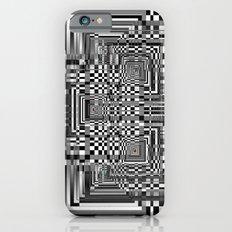 Pixel Shadow iPhone 6 Slim Case