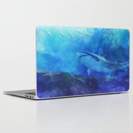 Make Way For The Great W… Laptop & iPad Skin