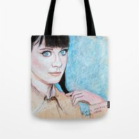Zooey Tote Bag