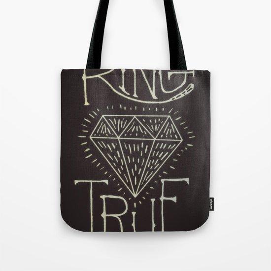 Ring True Tote Bag