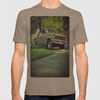 South Tacoma Chevy II Mens Fitted Tee Tri-Coffee SMALL
