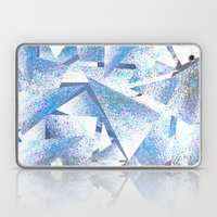 shattered sparkly ice Laptop & iPad Skin
