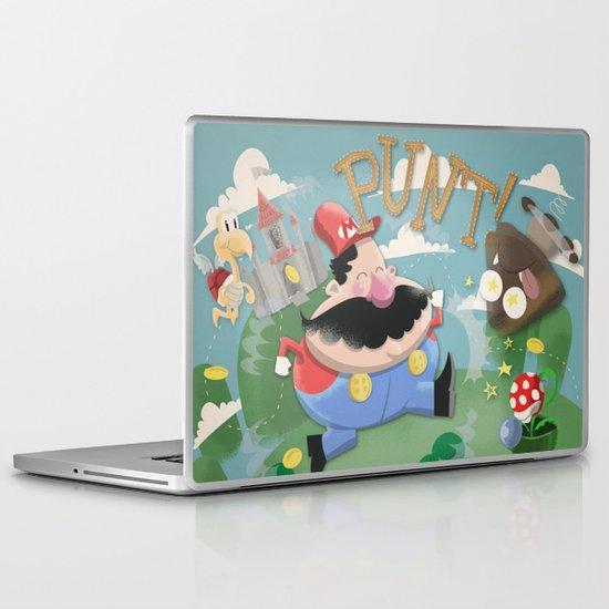 Mario Laptop & iPad Skin