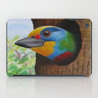 Beautiful Bird iPad Case