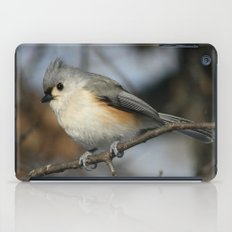 Tufted Titmouse Bird iPad Case