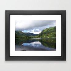 Glendalough - Co. Wicklow Ireland Framed Art Print