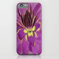 flower close up iPhone 6 Slim Case