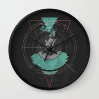 The Mark Wall Clock
