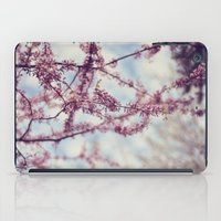 Niagara Blossoms iPad Case