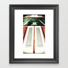 GEE TEE Framed Art Print
