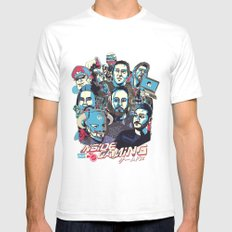 Inside Gaming Mens Fitted Tee White SMALL