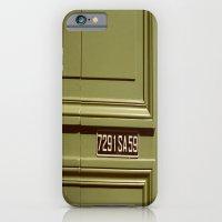 Green doorway  iPhone 6 Slim Case