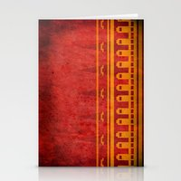 Journey Pattern Stationery Cards