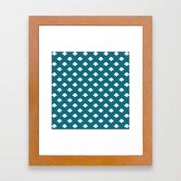 Pattern8 Framed Art Print