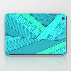 Ocean Waves iPad Case