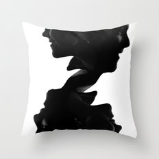 Oh, Inverted World Throw Pillow