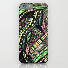covered woman mandala iPhone 6s Slim Case
