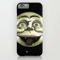 iPhone & iPod Case featuring Rad Moon Rising by Adam Metzner