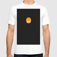Famous Capsules - Hallow… Mens Fitted Tee White SMALL