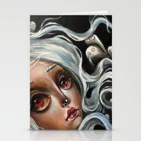 White Spirits :: Pop Sur… Stationery Cards