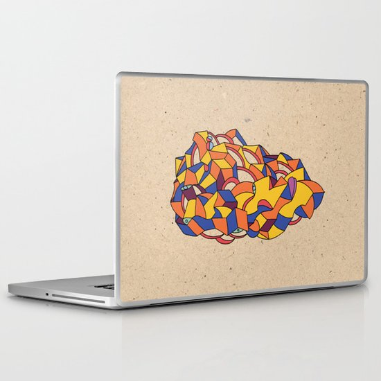 - love - Laptop & iPad Skin