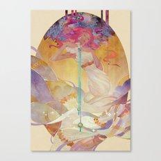 Sepoi Sepoi Canvas Print