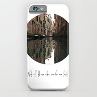 iPhone & iPod Case featuring Wander by AndyGD