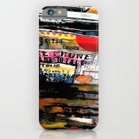 Journal  iPhone 6 Slim Case