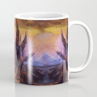Lavaclaw Reaches Mug