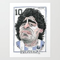 EL DIEGO Art Print