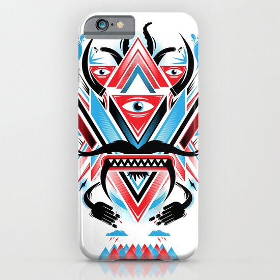 An Ancient Deity  iPhone & iPod Case