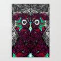 Owl You Need Is Love (Feat. Bryan Gallardo) Canvas Print