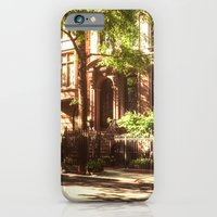 New York City Brownstones iPhone 6 Slim Case